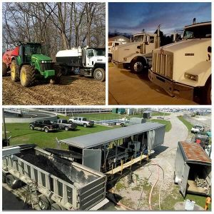 biosolids removal