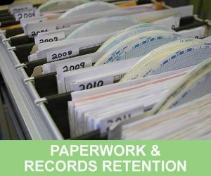 Agri-Sludge Inc - Records Retention