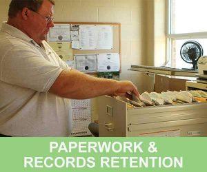 Agri-Sludge Inc - Records Retention
